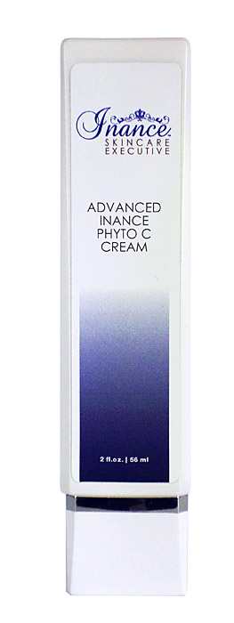 Inance Executive Advanced Phyto C Cream (Paraben Free) 2 oz ALL SKIN TYPES