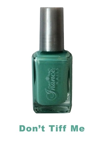 Inance Skincare Dynamic Chip Resistant Long Lasting Nail Polish, 5 Chemical Free, Dont Tiff Me