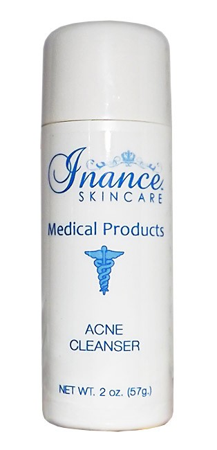 Inance Acne / Clarifying Cleanser 2 oz    (Compare to Obagi Clenziderm Daiy Care Foaming Cleanser)