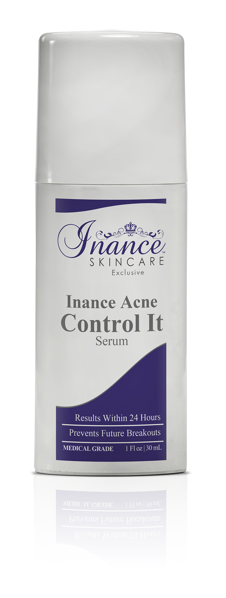 Inance Exclusive Acne Control It Serum 1oz