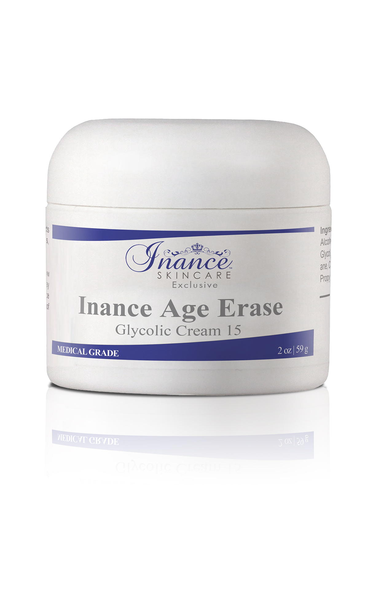 Inance Exclusive Age Erase Cream 15 2oz