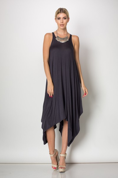 Inance Search Through the Crowds Maxi Dress,Made In USA
