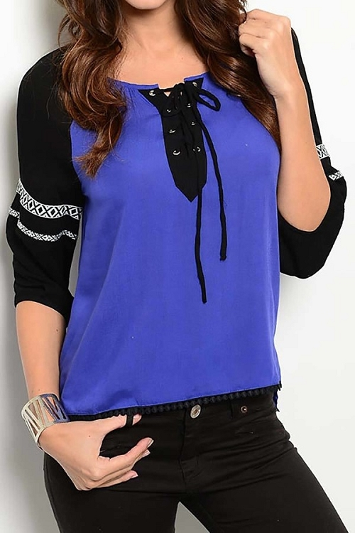 Smazy by Inance Tie Top