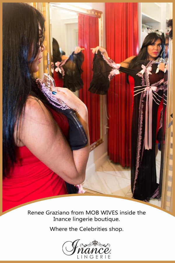 Mob Wives, Celebrity Big Brother and Celebrity Bootcamp Stars Visit The Inance Boutique