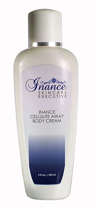 Inance Executive Cellulite Away Body Cream (Warming Cream)  125 ml