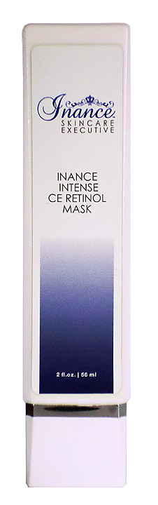 Inance Executive Intense CE Retinol Gel Mask 2 oz