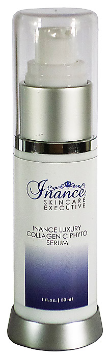 Inance Executive Luxury Collagen C Phyto Serum, Compare to Elemis
