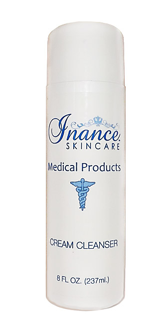 Inance Creme Cleanser 8 oz. (Step 1) For The Face