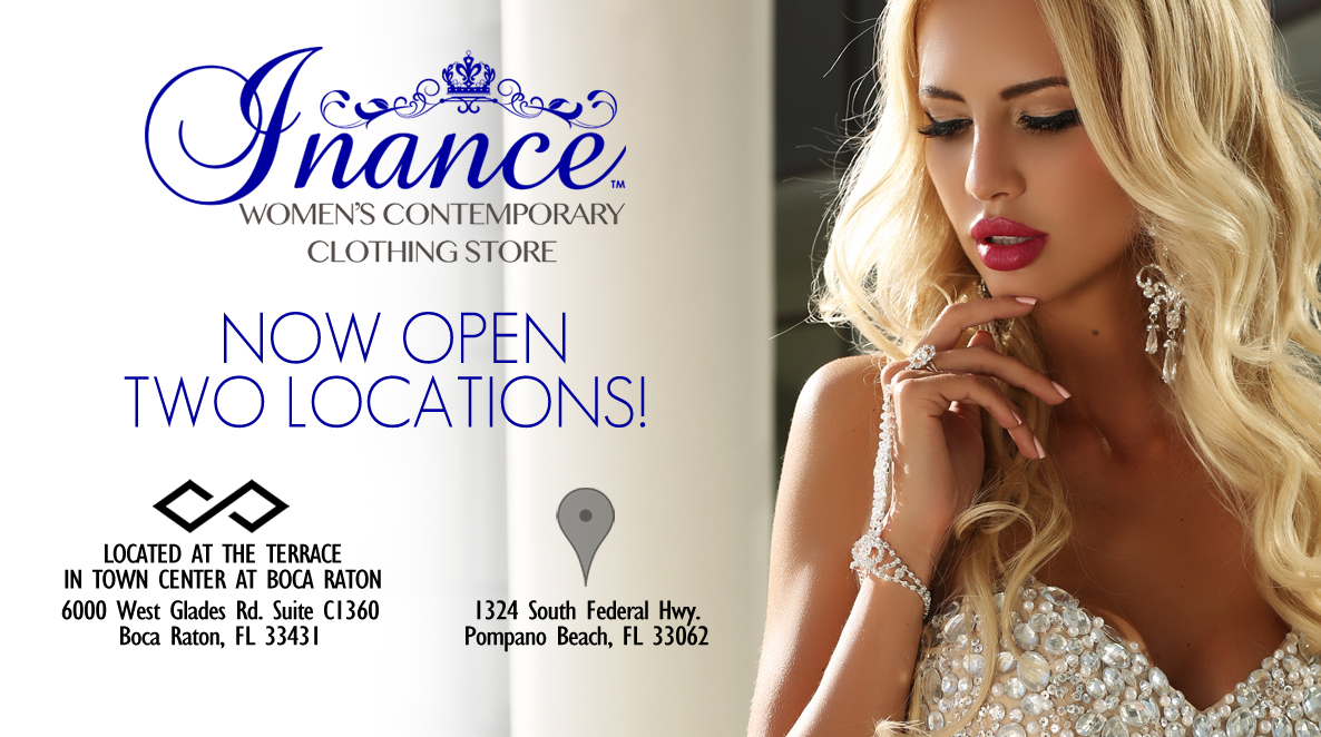 Inance Women S Clothing Boutique Pompano Beach Fl