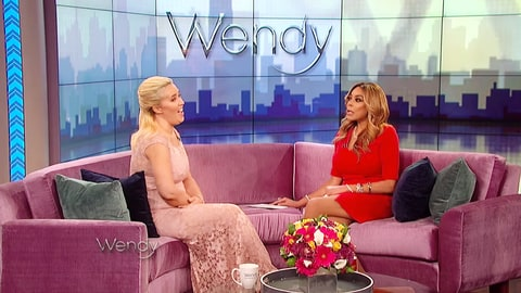 Mama June's Transformation Interview on Wendy Williams Wearing an Inance Dress created by Tonia Ryan