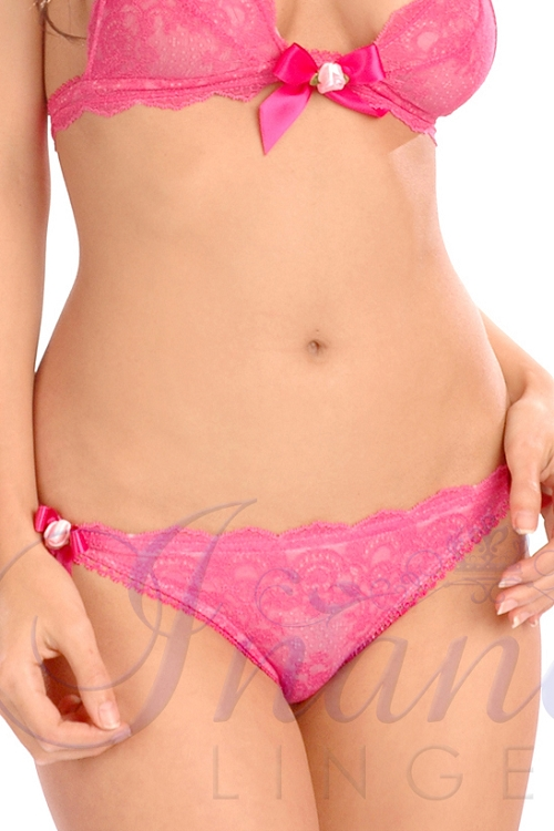 Inance Antonia Cheeky Butt Panty - HPink/Pink