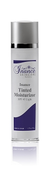 Inance Exclusive Tinted Moisturizer SPF 45 Light 1.75oz