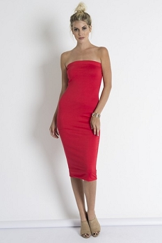 Made In The USA- Inance BodyCon Mini Tube Dress- Comes in 4 Colors