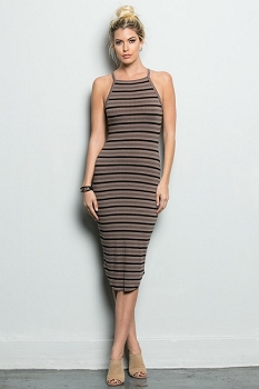 Inance You'd Better Kiss Me Bodycon Dress - Made In The USA