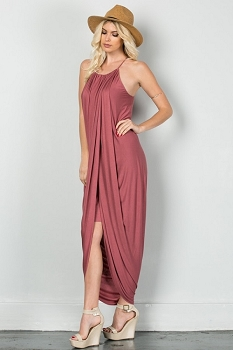 Inance Just Call Me Aphrodite Maxi Dress,New,Made In USA