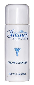 Inance Cleanser Creme Travel Size 2 oz. (Step 1)