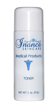 Inance Skincare Toner Travel Size 2 oz (Step 2)