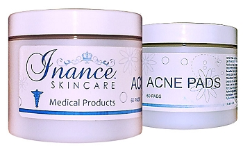 Inance Homecare Acne Pads 60 Pads