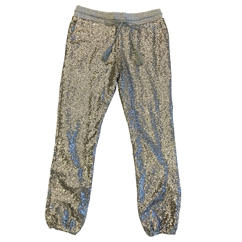 Sequined Joggers