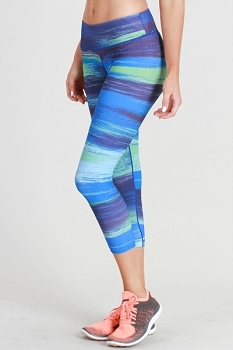 Smazy by Inance Yoga Active Wear Sport Capri Pants