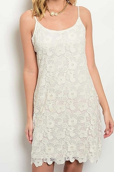 Smazy by Inance Lace Crochet Dress