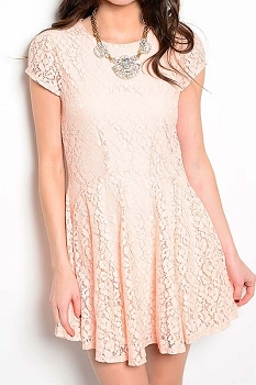 Smazy by Inance Im So Cute Lace Dress