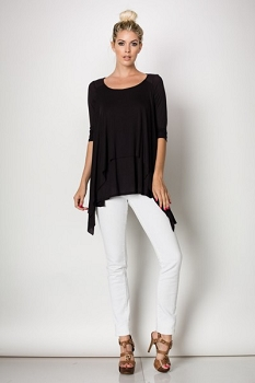 Inance Effortless Beauty Top - Made In The USA