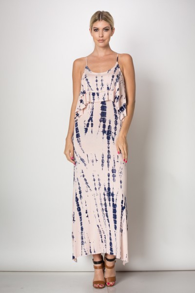 Inance Artist's Studio Maxi Dress- Made In The USA