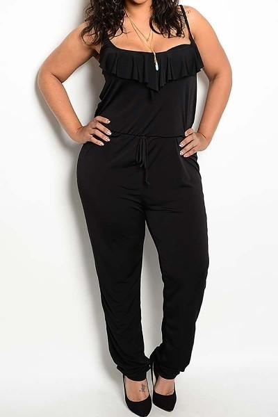 Smazy by Inance Curvy Plus Size Romper