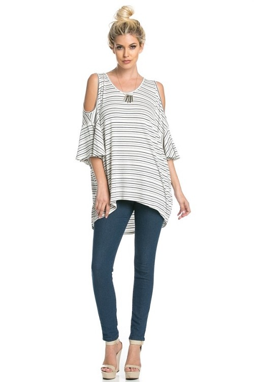 Inance Something New Top - Classic Stripes - Made In The USA