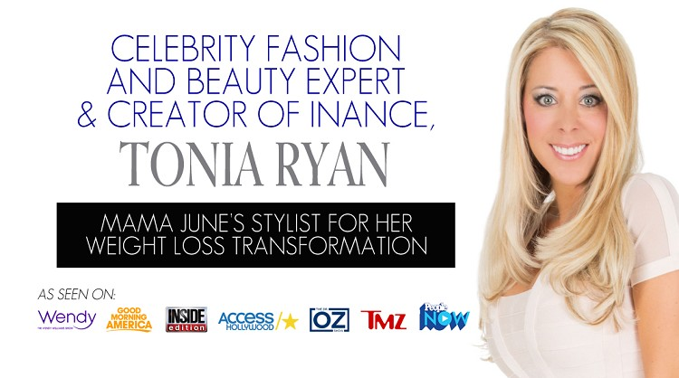 Virtual Personal Styling by Celebrity Stylist Tonia Ryan
