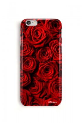 "Disney + Sugarbird Designs Exclusive for Inance Beauty and the Beast ""Red Rose"" IPhone 7 Phone Case"