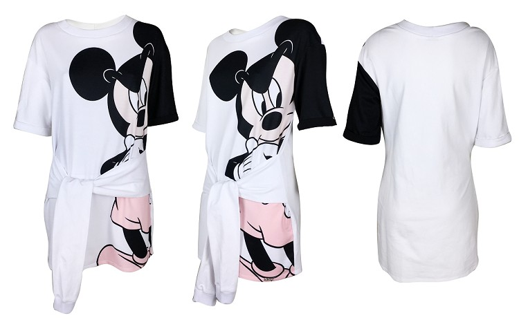 Disney - Sugarbird Designs Exclusive for Inance Mickey Tie Waist Tunic