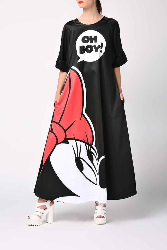 Disney Sugarbird Designs Exclusive For Inance Mickey Amp Minnie Quot O Boy Quot Maxi Dress