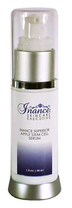 Inance Executive Superior Apple Stem Cell Serum, Compare to Image