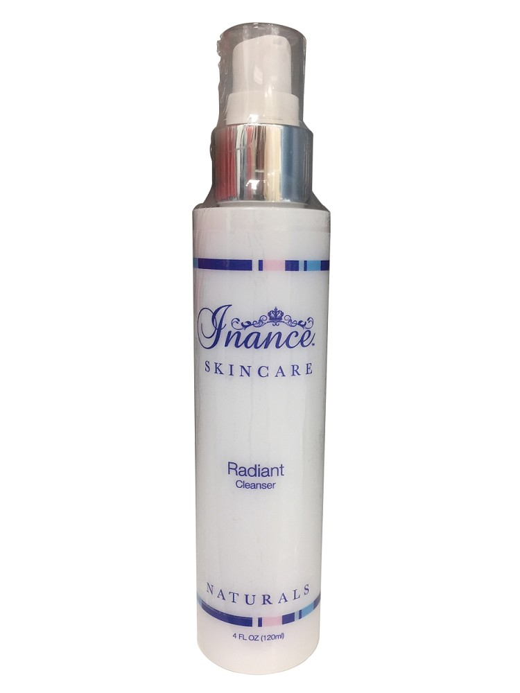 Inance Radiant Cleanser for Sensitive Skin, Compare to La Mer