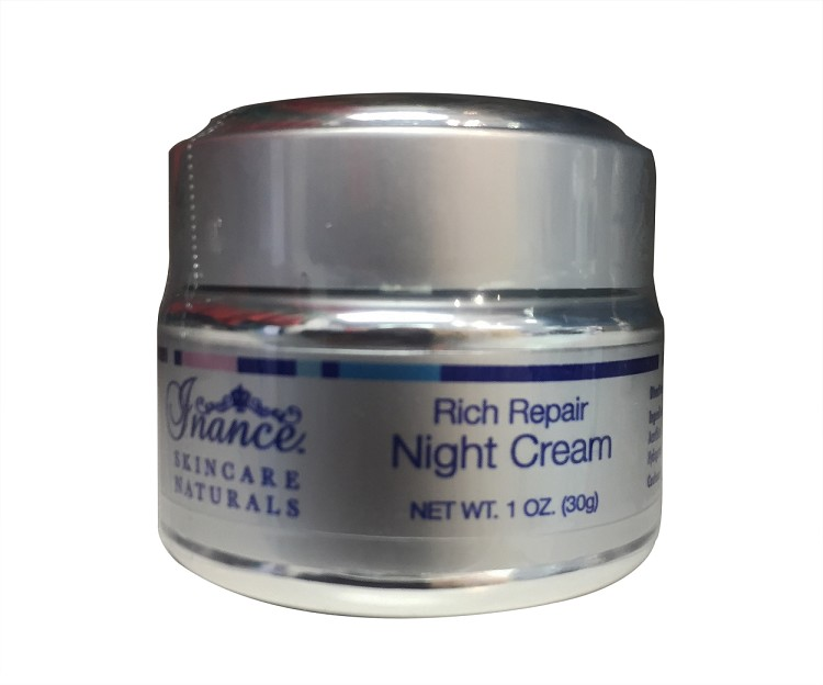 Inance Rich Repair Night Cream with Hyaluronic Acid (Compare to Chanel)