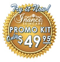 Inance Acne Away Specialty Kit (All Skin Types) Kit #5 (3 pc kit) MSRP 80.00